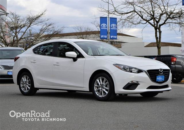 2016 MAZDA MAZDA3 GS in Richmond, British Columbia