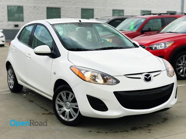 2013 MAZDA MAZDA2 GX A/T No Accident Local USB AUX A/C Cruise Con in Port Moody, British Columbia