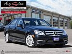 2011 Mercedes-Benz C-Class 4Matic C250 AWD ONLY 127K! **SPORT PKG** CLEAN CARPROOF in Scarborough, Ontario