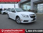 2013 Chevrolet Cruze LS in Surrey, British Columbia