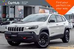 2019 Jeep Cherokee NEW CAR Trailhawk 4x4 Comfort&Convi,ColdWthr,SafetyTecPkgs Nav Sunroof  in Thornhill, Ontario