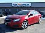 2012 Chevrolet Cruze LT Turbo  in Ottawa, Ontario