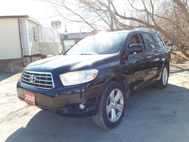 2008 TOYOTA HIGHLANDER Limited in Oshawa, Ontario