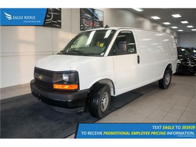 2017 CHEVROLET EXPRESS 1WT Traction Control, A/C, Power Windows in Coquitlam, British Columbia