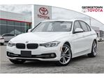 2018 BMW 3 Series xDrive..Why buy new? in Georgetown, Ontario