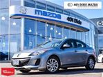 2013 Mazda MAZDA3 GX,LOW FINANCE RATES, NO ACCIDENTS in Mississauga, Ontario