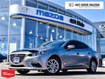2014 Mazda MAZDA3 GS-SKY,NO ACCIDENTS, VERY LOW MILEAGE,LOW RATES in Mississauga, Ontario