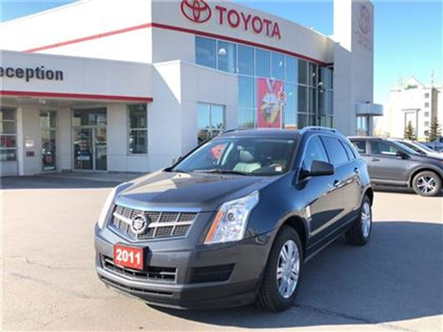 2011 CADILLAC SRX New Tires New Brakes Mint! in Bowmanville, Ontario