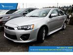 2016 Mitsubishi Lancer ES FWD, Hands Free Calling, CD Player in Coquitlam, British Columbia