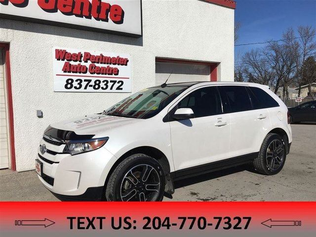 2014 Ford Edge SEL in Winnipeg, Manitoba