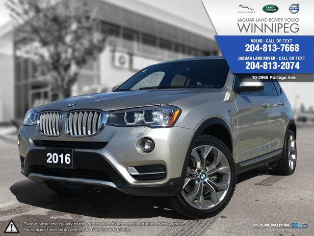 2016 BMW X3 xDrive28i Premium Essential in Winnipeg, Manitoba