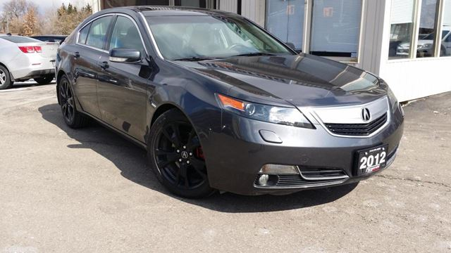 2012 ACURA TL 6-Spd AT SH-AWD w/ Advance Pkg in Kitchener, Ontario