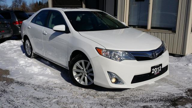 2012 TOYOTA CAMRY XLE in Kitchener, Ontario