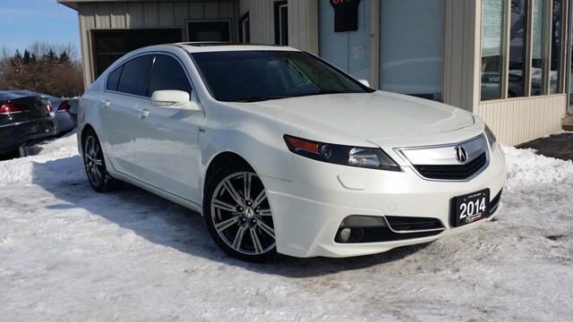 2014 ACURA TL SH-awd in Kitchener, Ontario