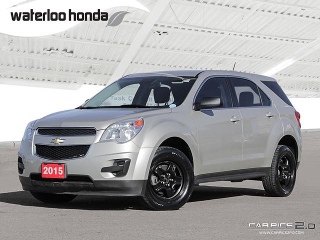 2015 CHEVROLET EQUINOX LS Bluetooth, AWD, Heated Seats and more! in Waterloo, Ontario