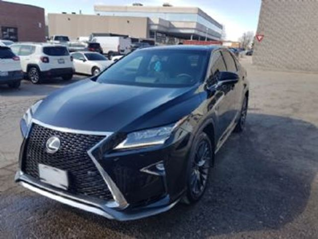 2016 LEXUS RX 350 AWD 4dr in Mississauga, Ontario