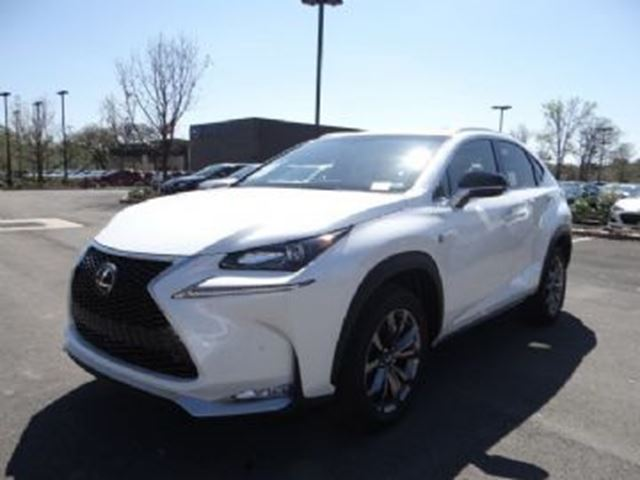2015 LEXUS NX 200T AWD 4dr ~ F Sport 1 in Mississauga, Ontario