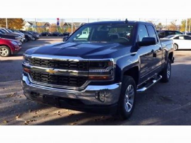 2017 CHEVROLET Silverado 1500 Double Cab 2LT 4 Wheel Drive in Mississauga, Ontario