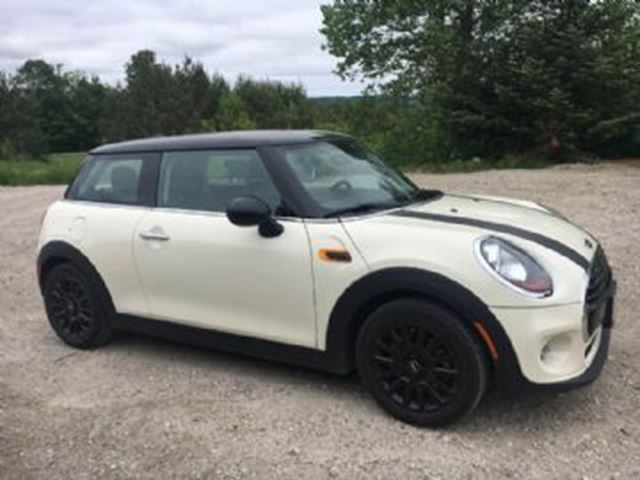 2016 MINI COOPER Essentials and Connected Packages in Mississauga, Ontario