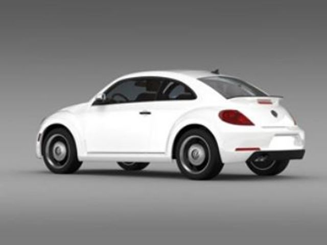 2015 VOLKSWAGEN NEW BEETLE  Classic/TOIT PANORAMIQUE in Mississauga, Ontario