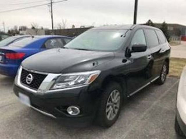 2016 NISSAN PATHFINDER 4WD 4dr S in Mississauga, Ontario