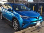 2016 Toyota RAV4 Hybrid AWD  Limited w/Tech Package in Mississauga, Ontario