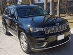 2017 Jeep Grand Cherokee 4WD Summit in Mississauga, Ontario