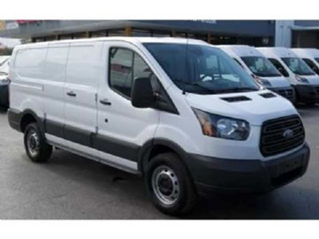 2017 FORD TRANSIT CARGO VAN Low Roof Extended W/B in Mississauga, Ontario