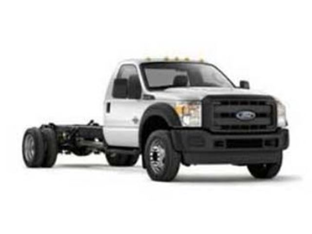 2014 FORD F-550 Super Duty Chassis XL Diesel 4x4 in Mississauga, Ontario