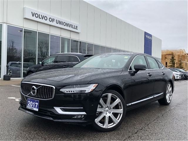 2017 VOLVO S90 4dr Sdn T6 Inscription in Mississauga, Ontario
