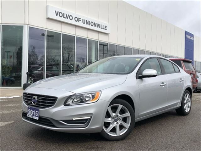 2015 VOLVO S60 2015.5 4dr Sdn T5 Drive-E FWD in Mississauga, Ontario