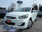 2013 Hyundai Accent L in Port Perry, Ontario