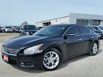 2014 Nissan Maxima 3.5 SV w/all leather,NAV,dual pwr moonroof,heated-cooled seats,rear cam in Cambridge, Ontario