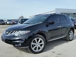 2012 Nissan Murano PLATINUM AWD w/all leather,NAV,dual pwr moonroof,pwr reclining seats,climate control,heated seats,rear cam in Cambridge, Ontario