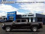 2016 GMC Canyon 4WD SLT - Leather Seats -  Heated Seats in Woodstock, Ontario