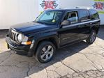 2015 Jeep Patriot High Altitude, Leather, Sunroof, 4x4 in Burlington, Ontario