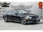 2014 Mercedes-Benz C-Class C350 4MATIC NAVIGATION PANO SUNROOF LEATHER BACKUP CAME in Toronto, Ontario