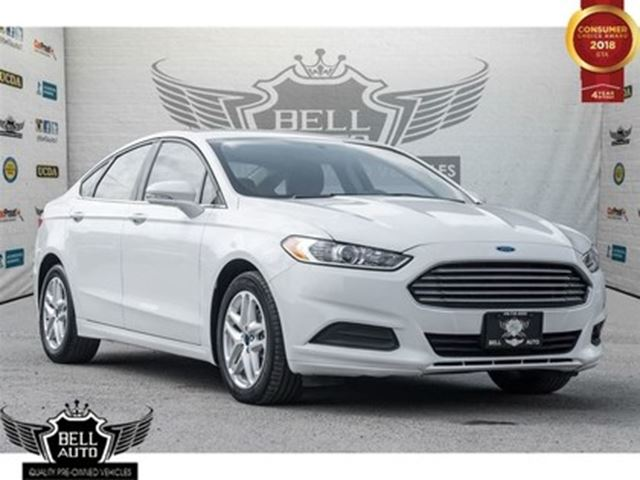 2015 FORD FUSION SE BACK-UP CAMERA BLUETOOTH in Toronto, Ontario