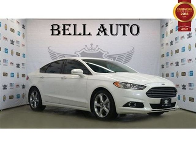 2015 FORD Fusion SE ~BACK-UP CAMERA~ NAVIGATION~BLUETOOTH in Toronto, Ontario