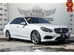 2014 Mercedes-Benz E250 4MATIC BLueTEC NAVIGATION PANO SUNROOF LEATHER BAC in Toronto, Ontario