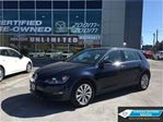 2015 Volkswagen Golf TDI / SUNROOF / REAR CAM / HEATED SEATS!!! in Toronto, Ontario
