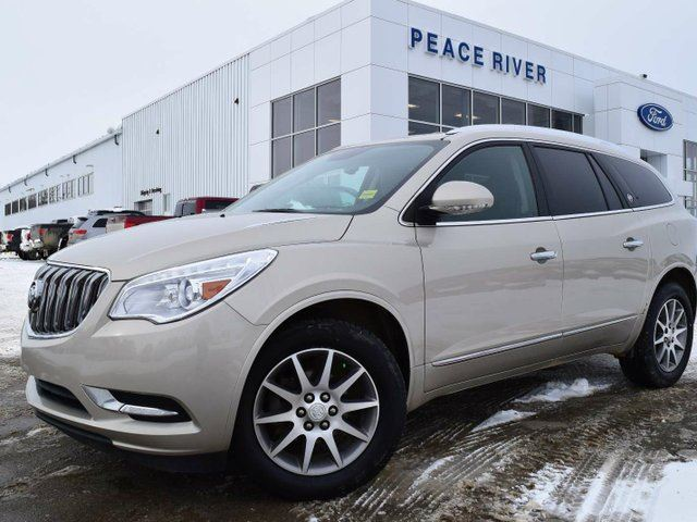 2015 BUICK ENCLAVE Leather All-wheel Drive in Peace River, Alberta