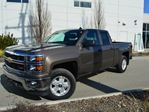 2014 Chevrolet Silverado 1500 1LT 4x4 Double Cab 6.6 ft. box 143.5 in. WB in Kamloops, British Columbia