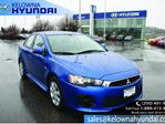 2017 Mitsubishi Lancer ES 4dr Front-wheel Drive Sedan in Kelowna, British Columbia