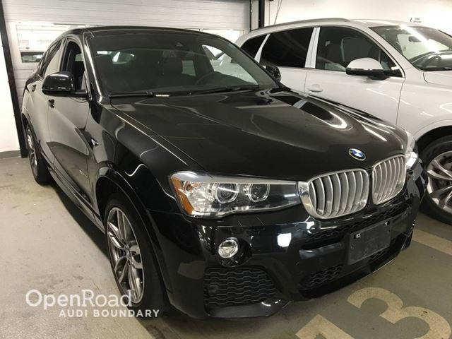 2016 BMW X4 AWD 4dr xDrive28i M Sport in Vancouver, British Columbia