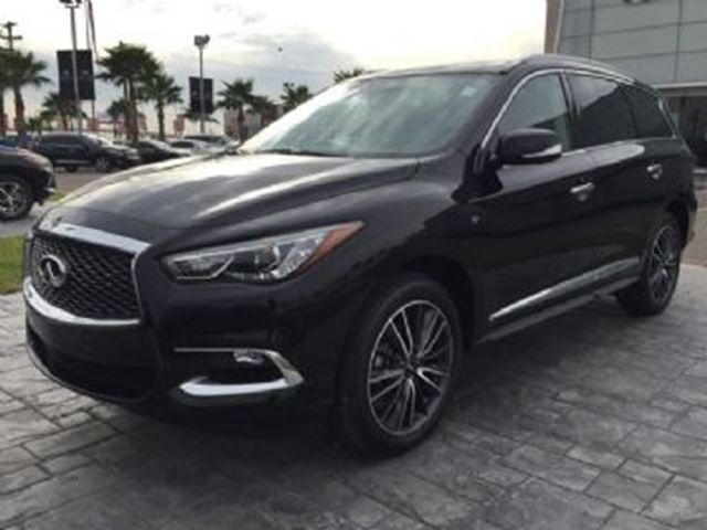2018 INFINITI QX60 DELUXE TOURING TECHNOLOGY in Mississauga, Ontario