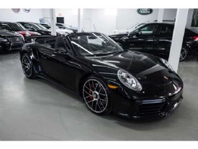 2018 PORSCHE 911 Turbo Cabriolet Package After Package... in Mississauga, Ontario