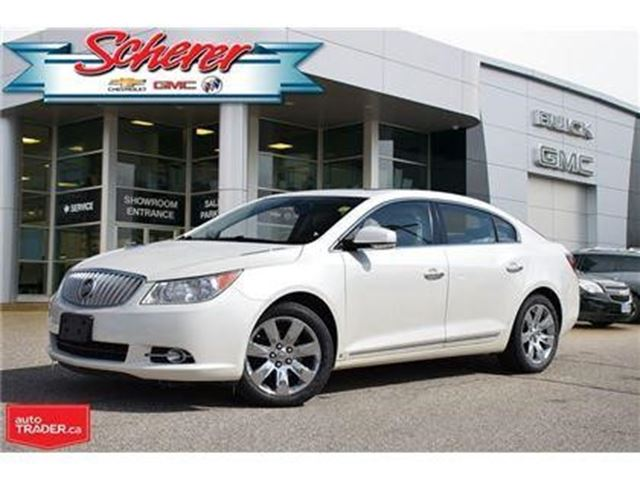 2010 BUICK LACROSSE CXL in Kitchener, Ontario
