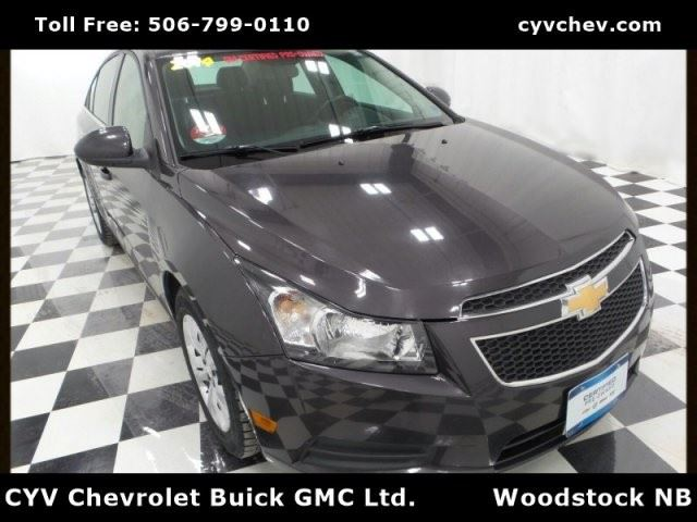 2014 CHEVROLET Cruze 1LT in Woodstock, New Brunswick