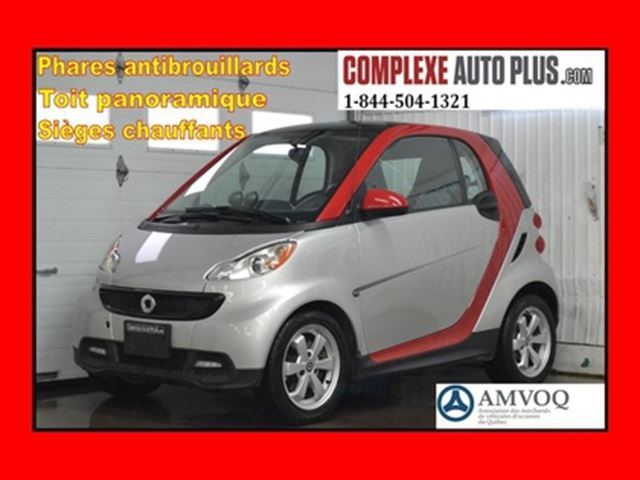 2015 Smart Fortwo Passion *Toit panoramique,Mags,Fogs in Saint-Jerome, Quebec
